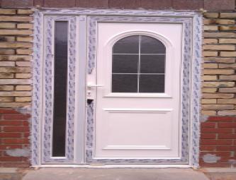 PVC ulazna vrata